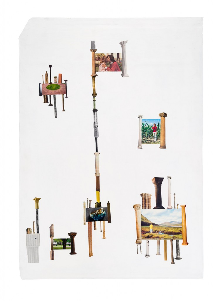 Untitled (Columns), No. 7, Vacancy, Los Angeles, Lauren Cherry Max Springer